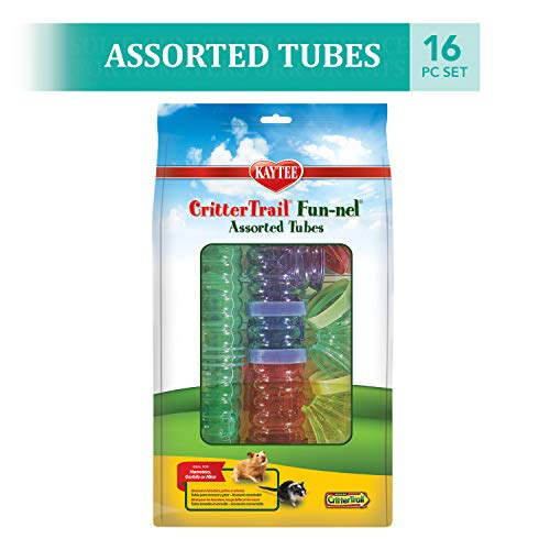 Kaytee CritterTrail Fun Value Pack Assorted Tubes