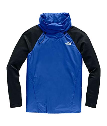 The North Face Canyonlands Jersey híbrido aislado TNF azul/TNF negro, M