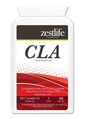CLA acido linoleico coniugato 1000mg - FAT BURNER 120 capsule