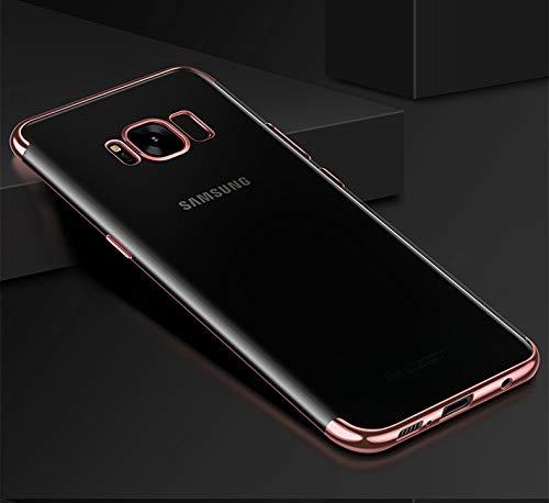 XYAL0002001 Xingyue Aile Covers y Fundas Caso de la Cubierta Ultra Fina para Samsung Galaxy A3 A5 J3 J5 J7 2016 2017 S8 Plus S7 S6 S5 Edge Gran Primer Chapado de Silicona Casos Silm