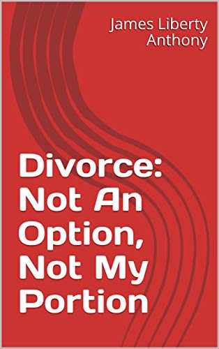 Divorce: Not An Option, Not My Portion (English Edition)