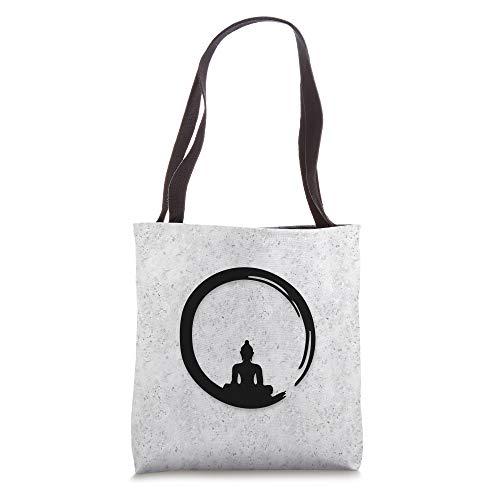 Enso, Zen, Circle, Symbol Buddhism Buddha Meditation Yoga, Tote Bag