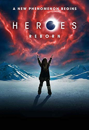 Heroes Reborn - US TV Series Wall Poster Print - A4 Size Plakat Größe