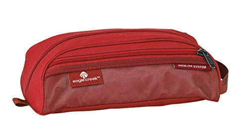 Eagle Creek Pack-it sac de toilette voyage rapide Organisateur Toiletry, Red Fire