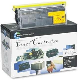 CLOVER DISTRIBUTING CTGTN460 Laser Toner for Brother Models mfc-8300, 8500, 8600, 8700, 9600, 9700, 9800