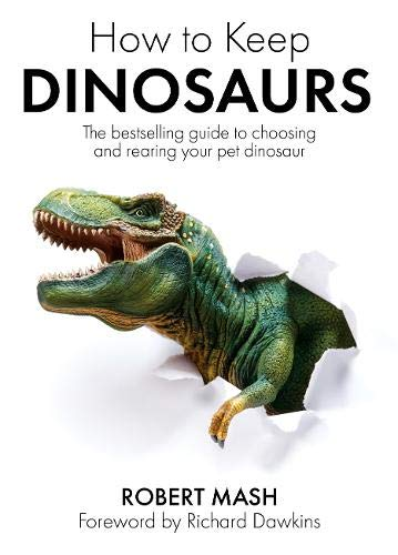 How to Keep Dinosaurs cover art