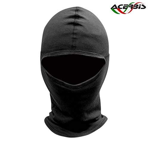 Sous-casque – Bonnet-écharpe Noir L/XL