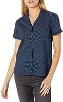 Marque Amazon - Goodthreads Cotton Dobby Camp Shirt - shirts - Femme