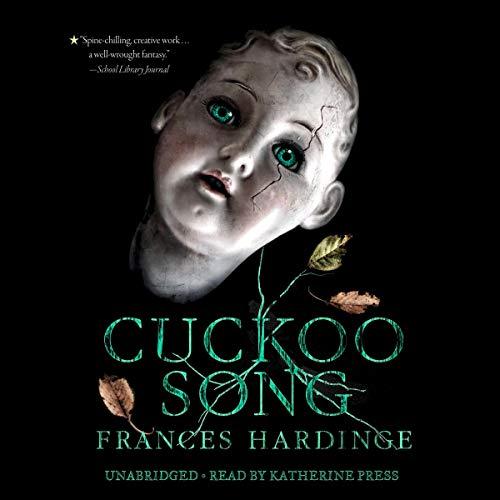 Cuckoo Song audiobook cover art