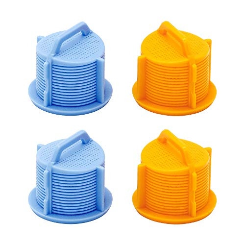 Replacement Washer Water Inlet Valve Filter Screen AGM73269501 4Pcs By AMI,Exact Fit for Kenmore LG 1810261,B00AMF8MR6