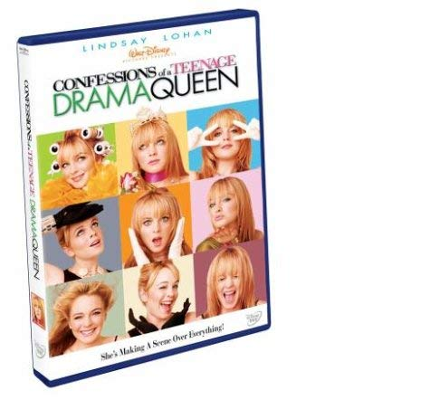 WALT DISNEY PICTURES Confessions Of A Teenage Drama Queen [DVD]