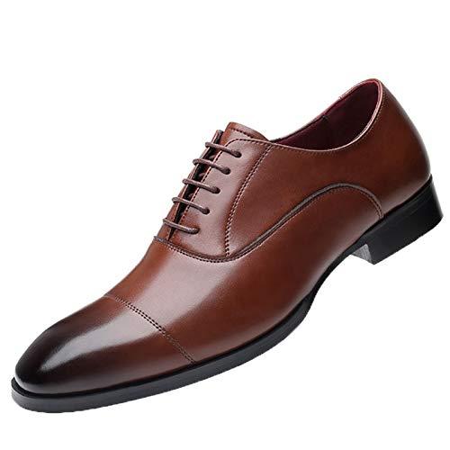 Zapatos Oxford para Hombre, Zapatos de Vestir para Fiesta de Boda y...