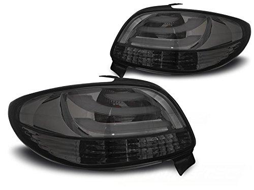1 paar achterlichten 206 Limousine 98-06 LED LTI (E22)