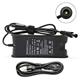 Vanzer Charger AC Adapter for Dell Latitude E4300 E4310 E5400 E5410 E5500 E5510 E6420 E6400 Dell Inspiron 11 13 14z 14R 15R 17 fits P/N PA10 PA-1900-02D Supply Power Cord