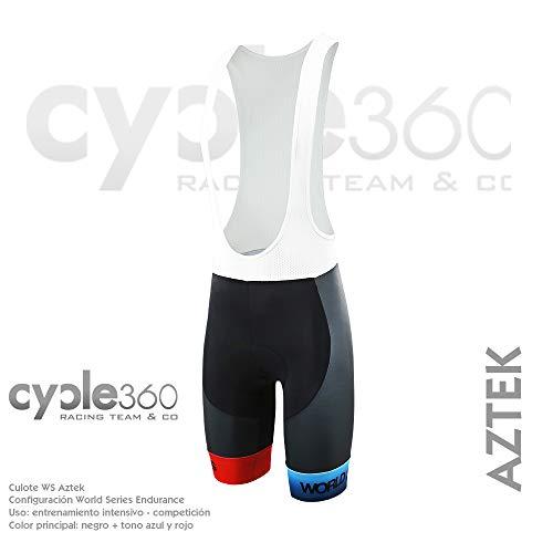 Cycle360 Culote Tope de Gama World Series config. STD Mod. Aztek Talla S