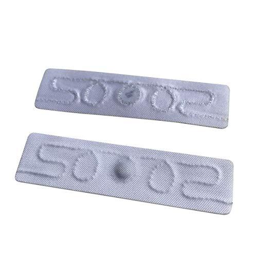 RFID Textile Launtry Tag UHF Lange Lese-Distanz für industrielle Waschbehandlungen (Packung mit 5)