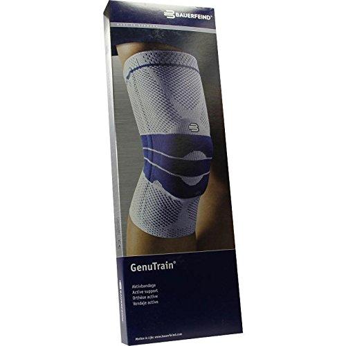 GENUTRAIN Knieband.Gr.3 schwarz 1 St