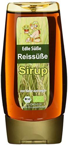 Eurovera Bio Reissüße Sirup, 6er Pack (6 x 350 g)