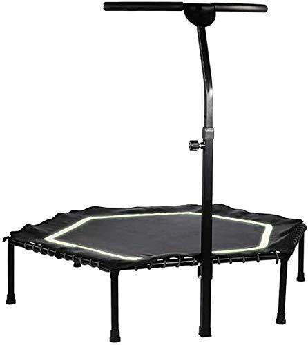 YUMUO Deportes para niños al Aire Libre Creative Trampoline Guard Net Primavera Trampoline Fitness Equipment con Regalo T-Handle