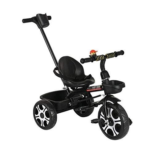 DRAGDS Baby Stollers Lightweight Baby Kinderwagen Kinder Fahrrad Kinder Dreikelfahrer Fahrrad 1-3-6 Jahre Alte...
