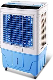 XYSQWZ Acondicionador De Aire Portátil Btu, Ventilador De Aire Acondicionado Industrial, Enfriador Evaporativo Móvil para El Hogar Y La Oficina Fácil De Usar 6500 M3 / H