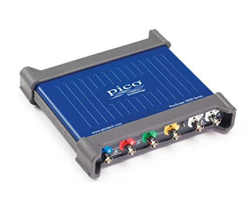 PicoScope 3403D - Osciloscopio USB (4 canales, 50 MHz)