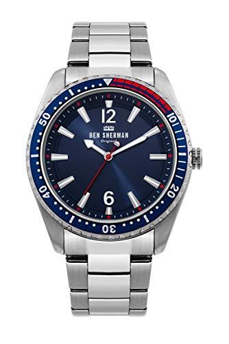 Ben Sherman Armbanduhr WB037USM