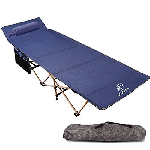 REDCAMP Tent Cots for Camping 1 Person, Waterproof Ultralight Backpacking Tent 3 Season for Outdoor...