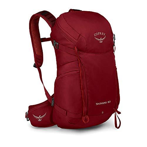 Osprey Skarab 30 Men's Hiking Pack - Mystic Red (O/S)
