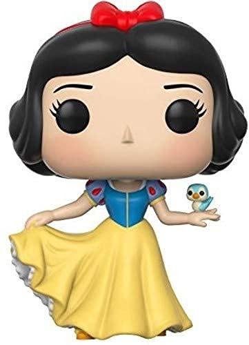 Funko Pop Princess Disney Figura de Vinilo Snow White, Multicolor (21716)