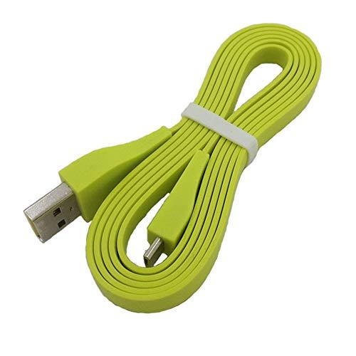 Yantan Cable de carga rápida USB para UE Boom 2/UE Megaboom/UE Wonderboom/UE ROLL 2 altavoces