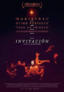 La Invitación Blu-Ray [Blu-ray]