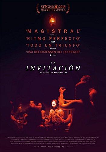 Invitacion Blu-Ray Blu-ray