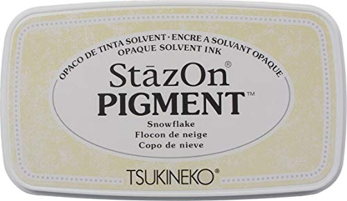 Imagine SZPIG-001 StazOn Pigment Stempelkissen Schneeflocke