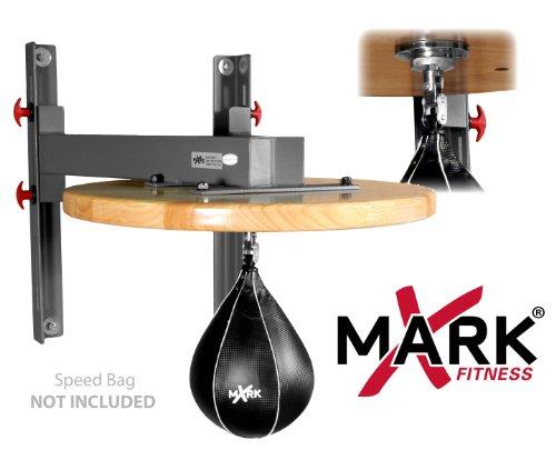 XMark Hi-Impact Adjustable Speed Bag Platform