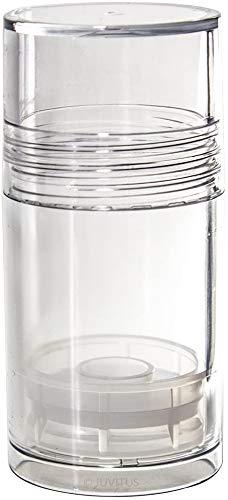 Clear Acrylic (BPA Free) Push Up Tube Bottles - 1 oz (10 Pack)