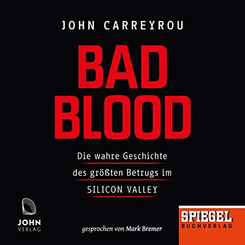Bad Blood (German edition) cover art