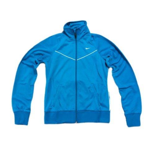 Nike trainingspak turquoise donkerblauw dames