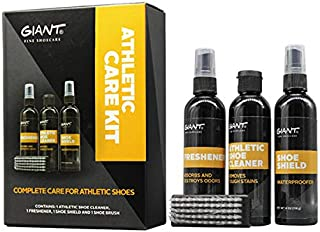 Shoes/Sneakers Complete Care Kit- Clean, Restore, Protect and Deodorize Your Shoes