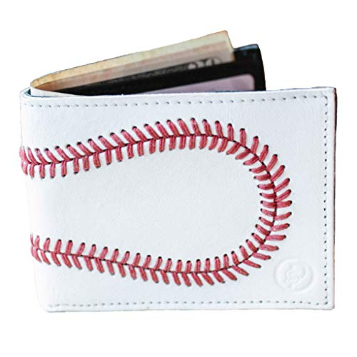 Mens Baseball Leather Wallet from P…