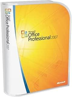 Best office 2007 pro Reviews