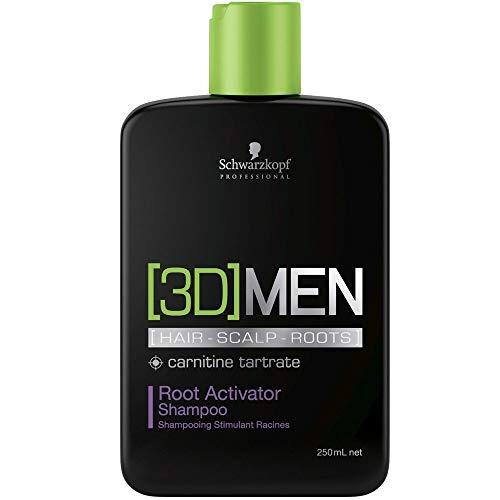Schwarzkopf 3D Mension aktivierendes Shampoo, 250 ml