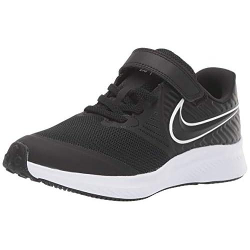 Nike Star Runner 2 (PSV), Scarpe da Running, Nero (Black/White/Black/Volt 001), 28 EU