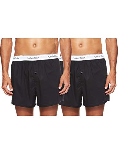 Calvin Klein -   Herren 2p Slim Fit