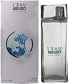 L'eau Kenzo By Kenzo For Women. Eau De Toilette Spray 100 ml(Packaging May Vary)