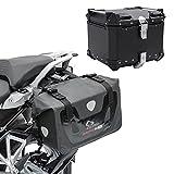 Bolsas Laterales Set para Ducati Xdiavel/S + Baul Laterales