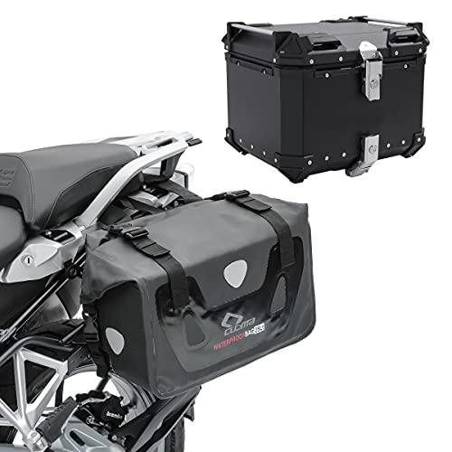 Borse Laterali Set per Ducati Hypermotard 950 / SP + Bauletto laterales