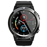 Docooler Smartwatch Orologio Fitness Uomo Donna 1,3 Pollici Cardiofrequenzimetro Pedometro Impermeabile Telecamera Remota GPS Sport Smart Watch Activity Tracker per Android 4.4 / iOS 8.0