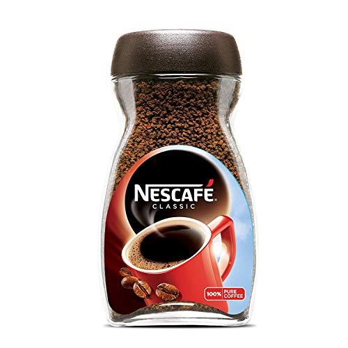 Nescafe Classic Coffee, 100g Dawn Jar