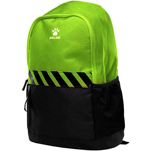 hanggg Zaino da viaggio Sport all'aria aperta Zaino Scarpe da calcio da uomo di grande capacità Borsa Conveniente Borsa comoda Verde fluorescente